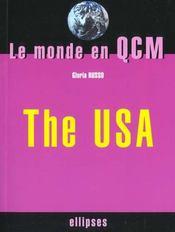 The Usa Le Monde En Qcm - Intérieur - Format classique