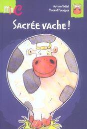 Sacree Vache - Intérieur - Format classique