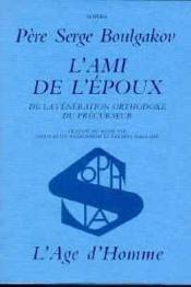 Ami De L'Epoux (L') - Couverture - Format classique