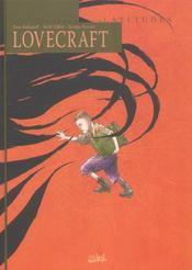 Lovecraft - Intérieur - Format classique