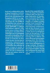 Neuvieme Conference Internationale Sur Les Pieux Et Les Fondations Profondes - 4ème de couverture - Format classique