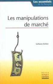 Les Manipulations De Marche - Intérieur - Format classique