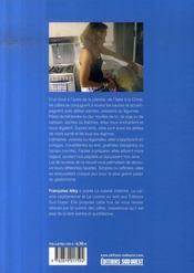 La cuisine des pâtes - 4ème de couverture - Format classique
