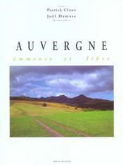 Auvergne Immense Et Libre - Intérieur - Format classique