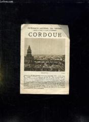 Cordoue. - Couverture - Format classique
