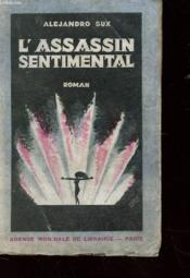 L'Assassin Sentimental - Couverture - Format classique