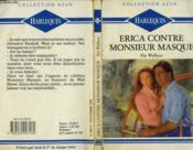 Erica Contre Monsieur Masque - Silver Fire - Couverture - Format classique