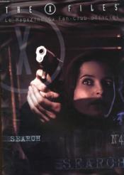 The X Files N°4 - Couverture - Format classique