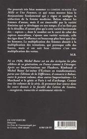 Improvisations sur Balzac t.3 ; scènes de la vie féminine - 4ème de couverture - Format classique