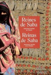 Reines De Saba - Couverture - Format classique