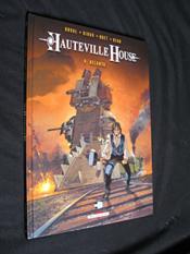 Hauteville House t.4 ; Atlanta - Couverture - Format classique