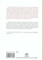 A L'Ombre Du Pouvoir. Le Cantal Du Milieu Du 19e Siecle A 1914 - 4ème de couverture - Format classique