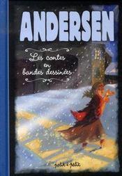 Andersen ; les contes en bandes dessinées - Intérieur - Format classique