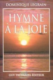 Hymne A La Joie - Couverture - Format classique