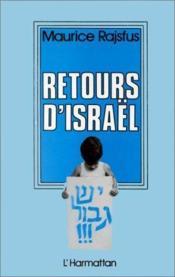 Retours d'Israel - Couverture - Format classique