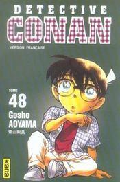 Detective Conan T48 - Intérieur - Format classique