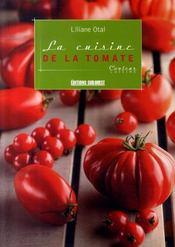 La cuisine de la tomate - Intérieur - Format classique