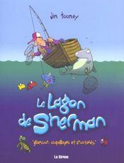 Le Lagon De Sherman ; Glamour. Coquillages Et Crustaces - Intérieur - Format classique