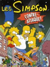 Les Simpson t.12 ; les Simpson contre-attaque ! – Matt Groening