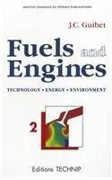 Vente  Fuels and engines t.2  - Guibet Jean-Cla