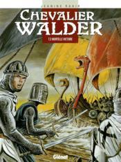 Chevalier Walder t.3 ; mortelle victoire - Couverture - Format classique