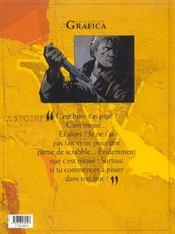 Histoires d'en ville t.3 ; Rochevardon t.3 - 4ème de couverture - Format classique