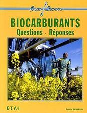 Biocarburants Questions-Reponses - Intérieur - Format classique