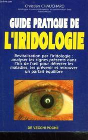 Guide Pratique De L'Iridologie - Couverture - Format classique