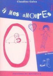 À mes amour(e)s - Couverture - Format classique