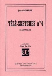 Tele -sketches t.4 ; 9 sketches - Couverture - Format classique