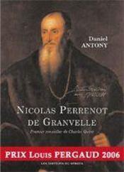Nicolas Perrenot de Granvelle, premier conseiller de Charles Quint - Intérieur - Format classique