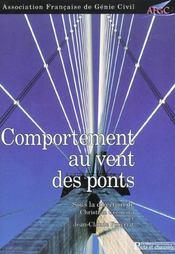 Comportement Au Vent Des Ponts - Intérieur - Format classique