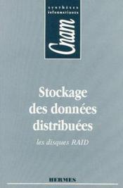 Les disques raid - Couverture - Format classique