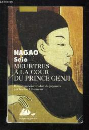 Meurtres à la cour du prince Genji - Couverture - Format classique