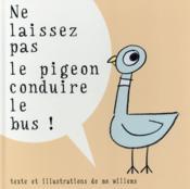 Ne laissez pas le pigeon conduire le bus - Couverture - Format classique
