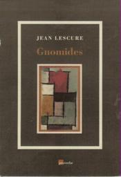 Gnomides - Couverture - Format classique