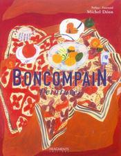 Boncompain, peintures - Intérieur - Format classique
