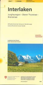 Interlaken ; 254T - Couverture - Format classique
