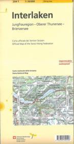 Interlaken ; 254T - 4ème de couverture - Format classique