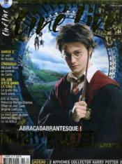 Cine Live - N° 80 - Harry Potter Et Le Prisonnier D'Azkaban - Couverture - Format classique