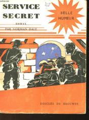 Service Secret - Couverture - Format classique