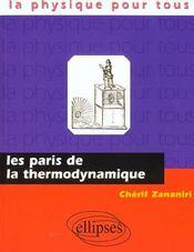 Les Paris De La Thermodynamique - Intérieur - Format classique