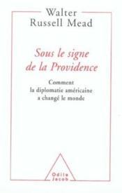 Sous Le Signe De La Providence - Couverture - Format classique