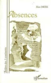 Absences - Couverture - Format classique