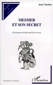 Mesmer et son secret - Couverture - Format classique