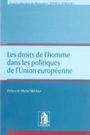 Les droits de l'homme dans les politiques de l'union européenne - Intérieur - Format classique