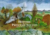 Histoire de la princesse Souzon - Couverture - Format classique