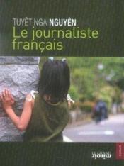 Le journaliste français - Couverture - Format classique