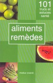 Aliments remedes - Intérieur - Format classique