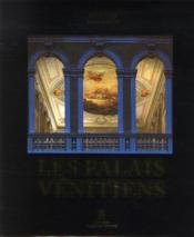 Les palais vénitiens - Couverture - Format classique